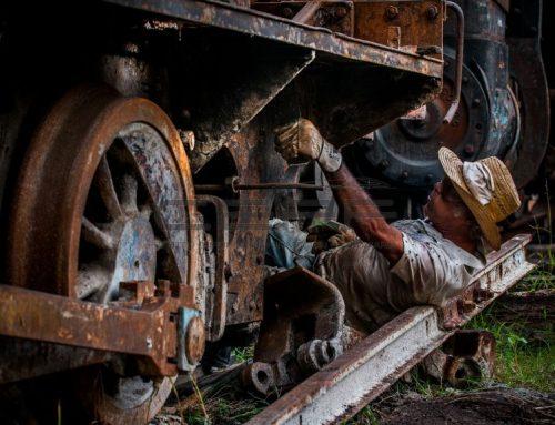 Primer curso de introducción al mantenimiento del material rodante ferroviario