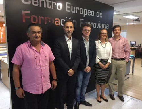 Visita delegación brasileña al ceff