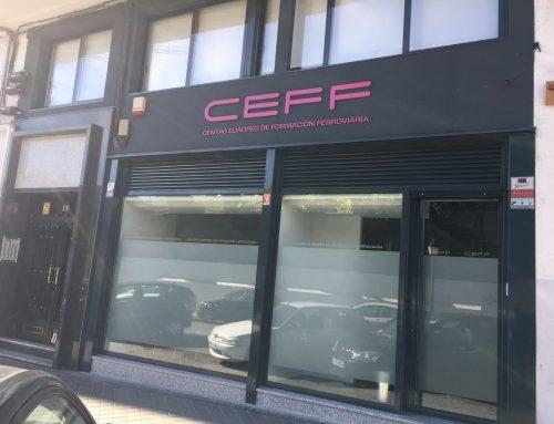 Nueva oficina CEFF en Madrid