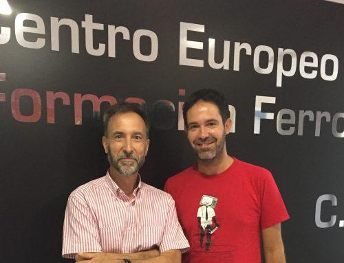 Entrevista a Aser Ruíz, maquinista y antiguo alumno de C.E.F.F.