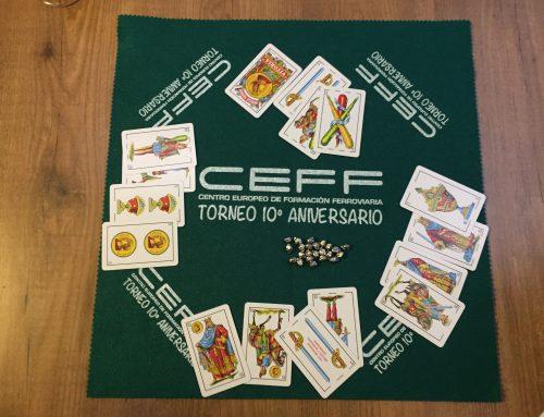 Torneos X aniversario CEFF
