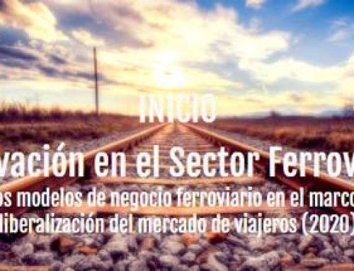 """Jornada """"Innovación en el sector ferroviario"""" patrocinada por nuestro Centro Europeo de Formación Ferroviaria"""