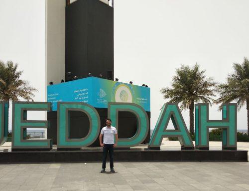 CEFF traspasa fronteras impartiendo formación en Arabia Saudí